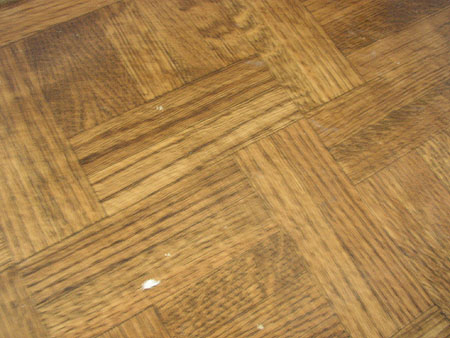 Stained Wood Floor Can Be Repaired By The Wood Floor Doctor